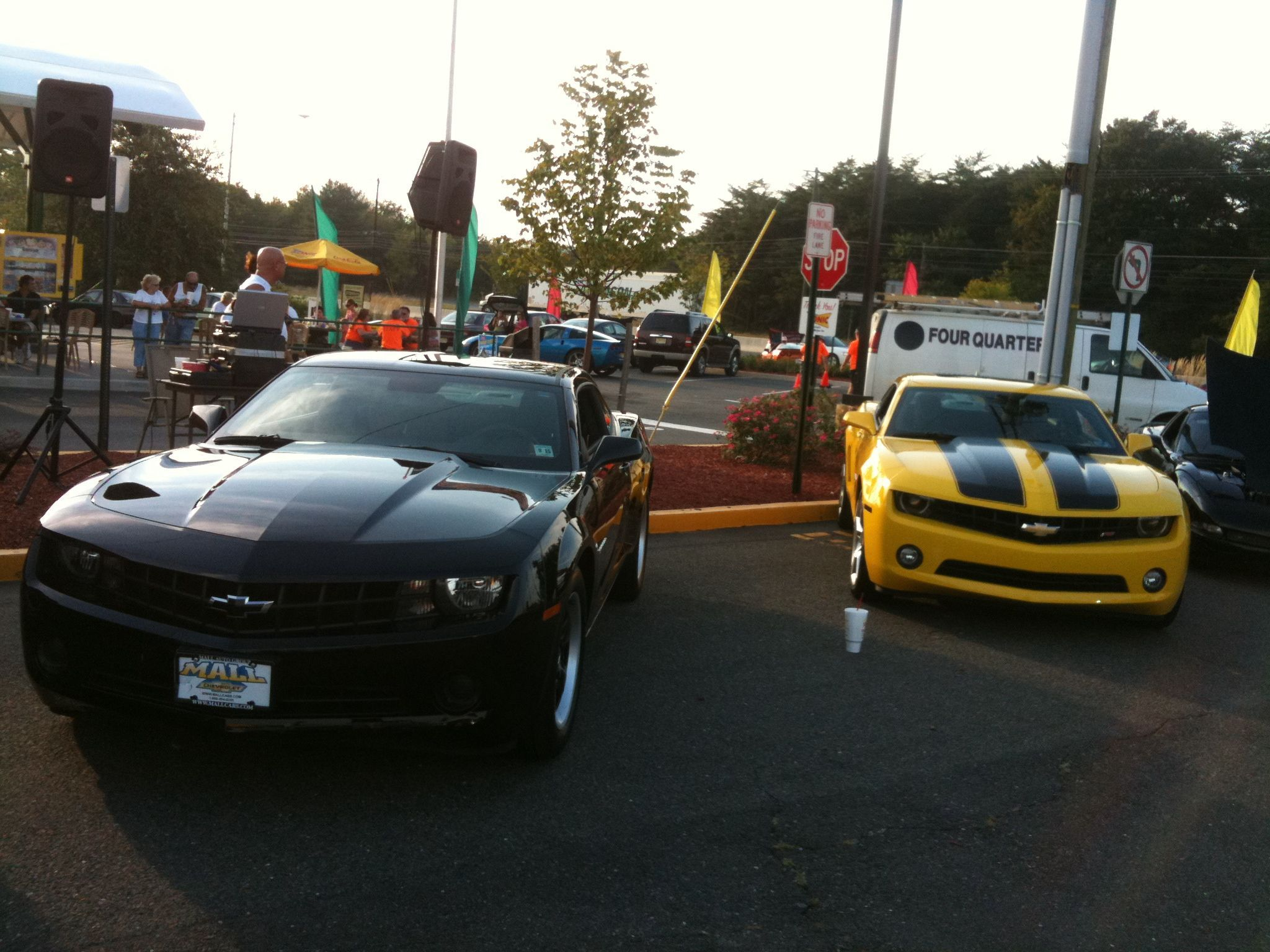 Sepa5 cars and coffee!