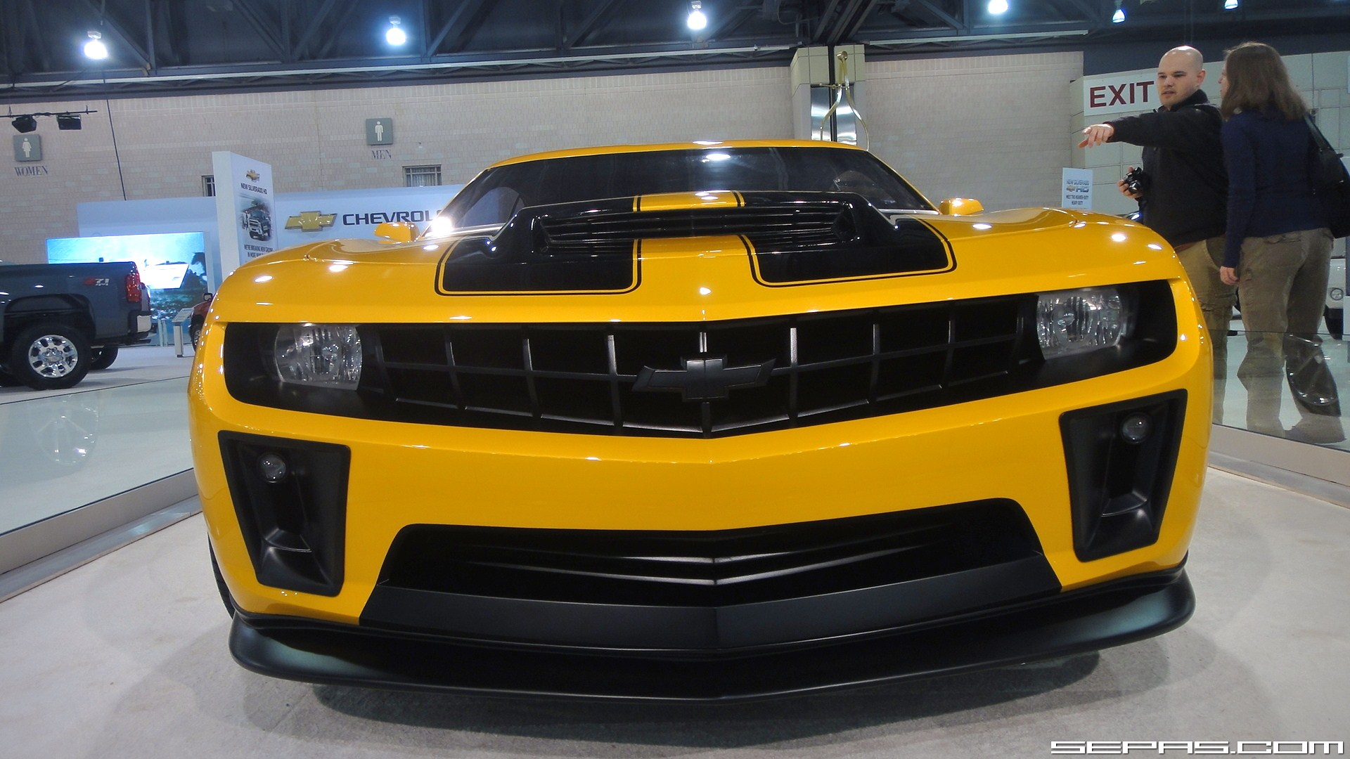 bumblebee fifth generation chevrolet camaro transformers 3 cars 3jpg. Black Bedroom Furniture Sets. Home Design Ideas